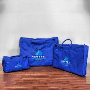 Kit  borse nylon porta oggetti 3 misure