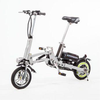 e-One bicicletta elettrica pieghevole in un secondo